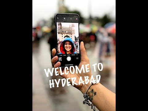 Travel vlog: Hyderabad
