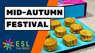 🌑Mid Autumn Festival Story |  How the Chinese Celebrate it?