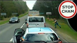 Zabieraj śmieci !  Stop Chamstwu na drodze #82 Wasze Filmy