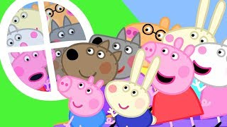 Peppa Pig Official Channel | Peppa and Her Friends are Waiting for Easter Bunny