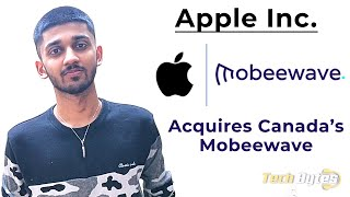 Apple Acquired Mobeewave | Contactless Payments | TECHBYTES