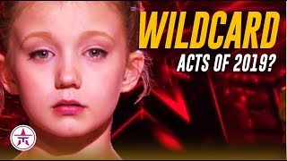 Who Will Be The 'AGT' WILDCARD Acts? The Fans VOTE!