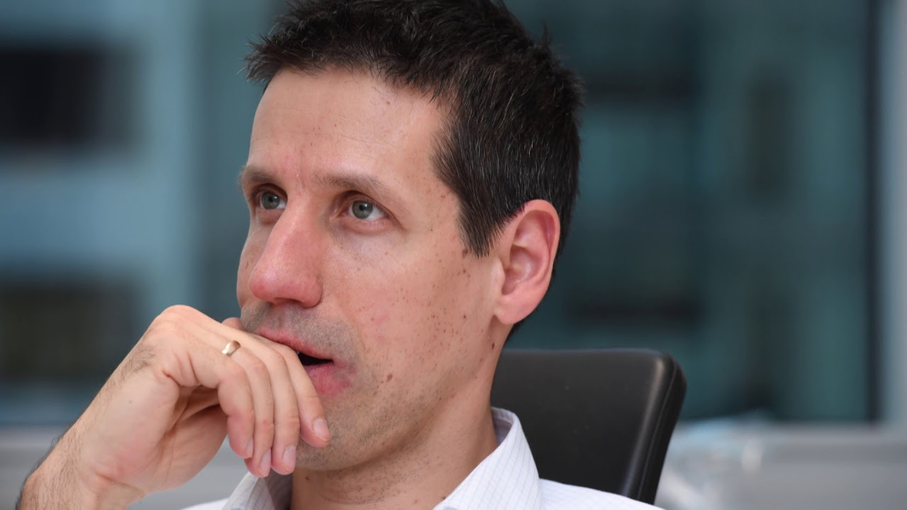 Video portrait of László Székelyhidi by the German Research Foundation