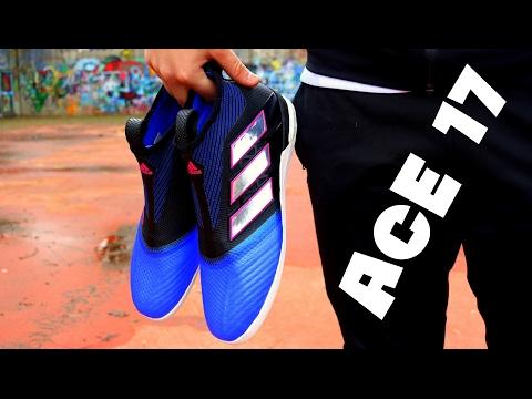 STREET TEST : Adidas ACE 17+ Purecontrol Tango TF