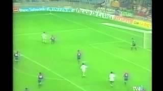 Barcelona 2 - Albacete 1. Temp 93/94. Jor 25