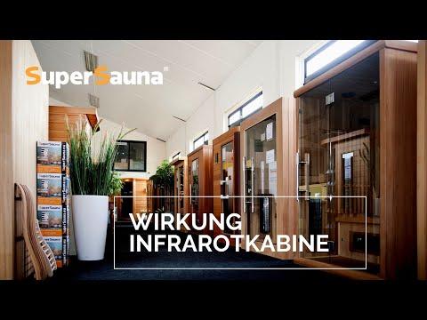 Infrarotkabine wirkung - SuperSauna®