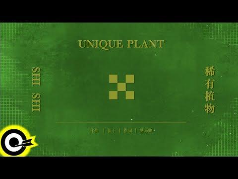 孫盛希 Shi Shi【稀有植物 Unique Plant】Official Lyric Video