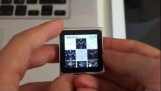 IPod nano 6G - обзор прошивки 1.2 или привет от Микки