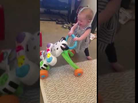 Kennedy's first steps