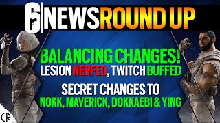 Void Edge Round Up Nerfs & Buffs - 6News - Tom Clancy's Rainbow Six Siege
