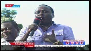Embu Senator Lenny Kivuti defends himself as he asks for votes to be the next Embu governor
