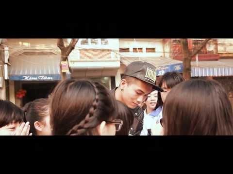 Young Music Hải Phòng cùng Hot Girl Hot Boy - Rapper So Hót :X