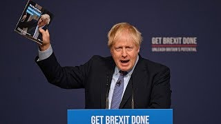 Conservative Party manifesto 2019: Boris Johnson's key election promises and policies, at a glance