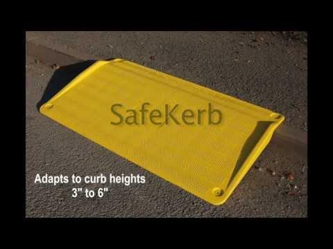 SafeKerb Ramp