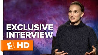 The Evolution Of Female Roles   Annihilation (2018) Interview | All Access