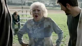 Snickers – Betty White (Super Bowl 2010 Commercial)