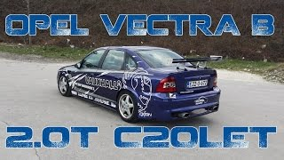 Opel Vectra B 2.0 Turbo C20LET! -  Tuning & Styling Review