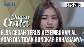 BOCORAN Ikatan Cinta Senin 10 Mei 2021, Al Tahu Reyna Bukan Anak Kandung Roy Melainkan Nino