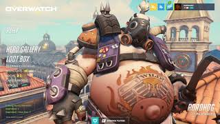 Ster Streams - Overwatch! (09/18/18)