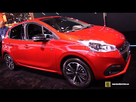 2019 Peugeot 208 Tech Edition – Exterior and Interior Walkaround – Debut at 2018 Paris Motor Show