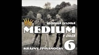 Medium CD 6 -  Ty ščestliva budeš