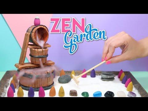 Desk do it yourself how to make a miniature zen garden diy stress desk decoration solutioingenieria Image collections