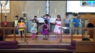 Michelle and Viona on Easter Dance Performance - My Redeemer Lives