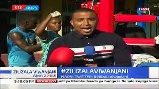 Mchezo wa ndondi nchini Kenya | ZILIZALA VIWANJANI