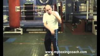 The Southpaw Boxer's Best Friend - The Lead Hand Block