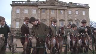 Fieldsports Britain – Children's driven gameshooting day at Kirtlington Park (episode 109)