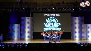 J.B. Star Junior - Japan (Junior Division) @ #HHI2016 World Semis!!