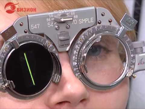 Упражнения для глаз чтобы улучшить зрение видео