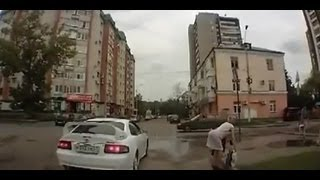 Pedestrian Woman ... WTF?