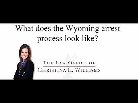 What does the Wyoming arr…