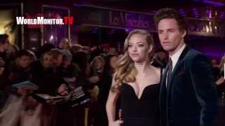 Les Miserables UK Premiere Hugh Jackman, Anne Hathaway, Amanda Seyfried and more