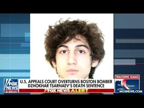 """BREAKING! Judge Overturns """"Boston Marathon Bomber"""" Dzhokhar Tsarnaev Death Sentence!"""