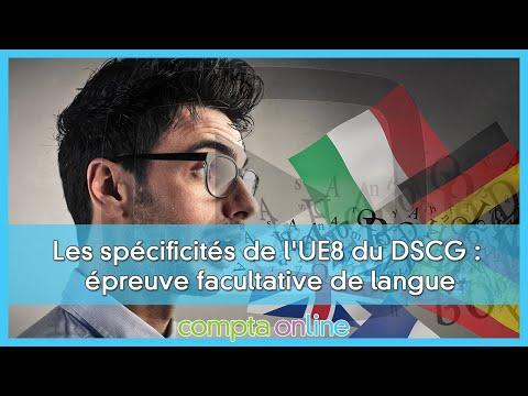 DSCG UE8 : l'épreuve facultative de langue étrangère