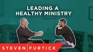 Leading a Healthy Ministry: A Conversation with Brian Houston | Pastor Steven Furtick