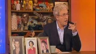 Rik mayall on Paul 'o' Grady show part 1