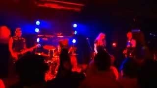 45 Grave-INSURANCE FROM GOD-Oakland Metro Operahouse, CA-July 12, 2014-Live-Deathrock Goth