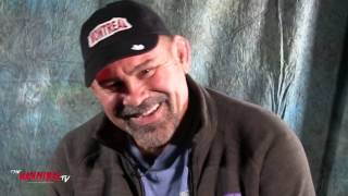 Rick Steiner on Stripping DDP Naked in Ring!