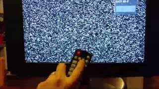 HOW TO - LG TV Hotel Mode Unlock (32lx4dc) without service remote