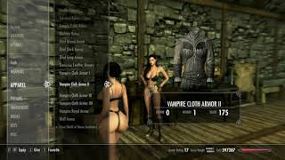 Skyrim (mods) - Faith - Spotlight On: TEST - Succubus Body (AKA Nephilim)