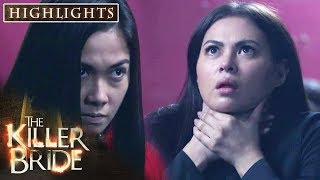 Through Emma's (Janella Salvador) help, Camilla (Maja Salvador) corners Alice (Lara Quigaman) and begins to fulfill her thirst for vengeance. (With English Subtitles)  Subscribe to ABS-CBN Entertainment channel! - http://bit.ly/ABS-CBNEntertainment  Watch the full episodes of The Killer Bride on TFC.TV http://bit.ly/TheKillerBride-TFCTV and on iWant for Philippine viewers, click:  http://bit.ly/TheKillerBride-iWant  Visit our official websites! https://entertainment.abs-cbn.com/tv/shows/thekillerbride/main http://www.push.com.ph  Facebook:http://www.facebook.com/ABSCBNnetwork Twitter:https://twitter.com/ABSCBN Instagram:http://instagram.com/abscbn  Episode 114 Cast: Maja Salvador (Camila, Alba) / Janella Salvador (Emma) / Lara Quigaman (Alice) / Joshua Garcia (Elias) / James Blanco (Juan Felipe)  #TheKillerBride #TheKillerBrideEpisode114 #TheKillerBrideUltimateAttack