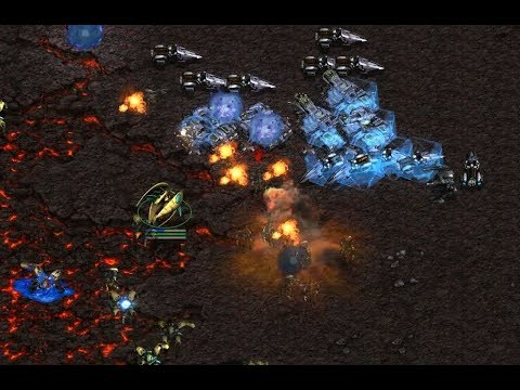 Flash (T) v Kal (P) on Outsider - StarCraft  - Brood War REMASTERED 2019