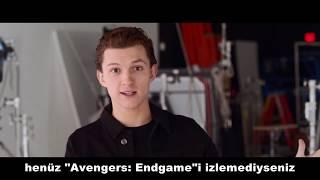 Örümcek-Adam: Evden Uzakta / Spider-Man Far From Home Türkçe Altyazılı Fragman