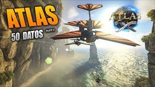 50 datos sobre ATLAS! el MMO de los creadores de ARK [parte 1]