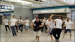傷痛香港,今天不好;中國與柬埔寨的秘密協定,美軍緊張,影響台灣安全;非洲人更多往中國留學,美國敗給中國