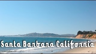Where is santa barbara beach