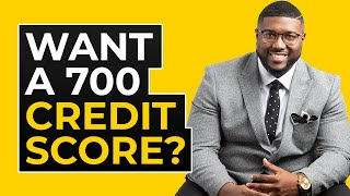 How to Build Credit from Scratch & Get a 700 Credit Score Using This Tool Alone!